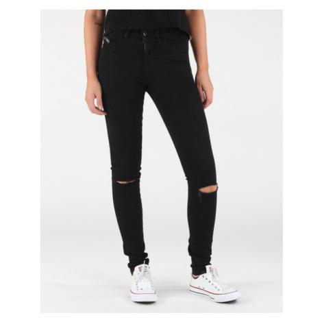 Diesel Skinzee Jeans Čierna