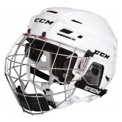 Resistance Combo hokejová helma s mřížkou barva: černá;velikost oblečení: S CCM