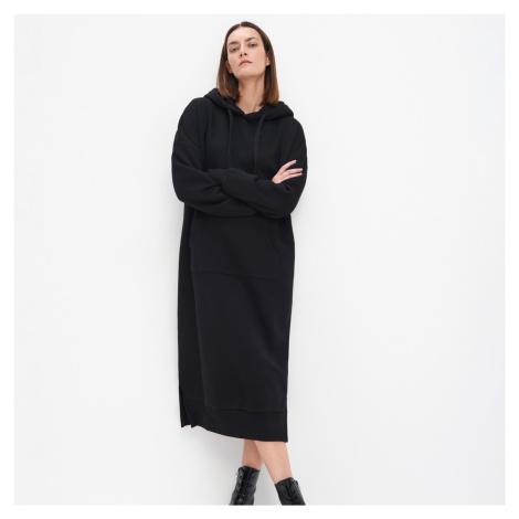 Mohito - Teplákové šaty Eco Aware - Čierna