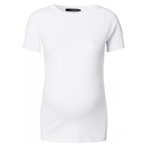 Supermom Tričko  biela