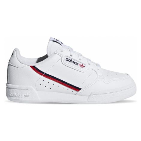 adidas Continental 80 C Kids-34 biele G28215-34