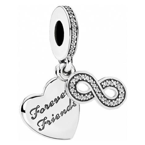Pandora Prívesok Forever Friends 791948CZ
