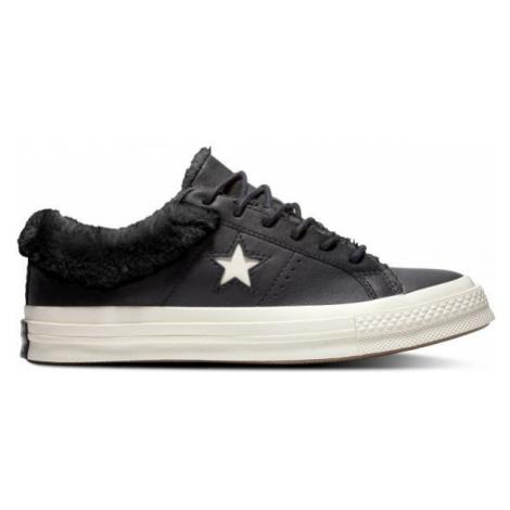 Converse ONE STAR SP čierna - Dámske členkové tenisky