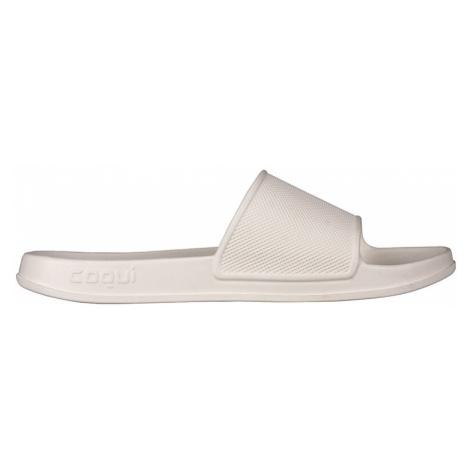 Coqui Dámske šľapky Tora White 7082-100-3200