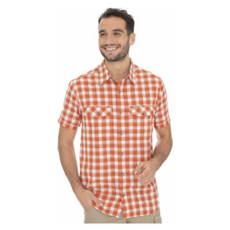 Bushman košeľa Gordon orange