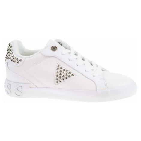 Dámská obuv Gues Paysin white FL7PANELE12 white Guess