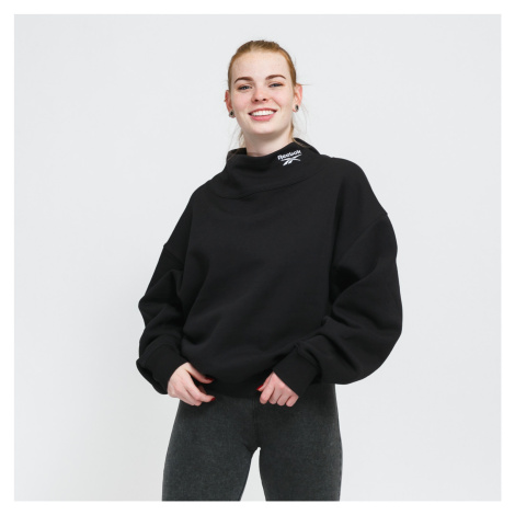 Reebok CL WDE Cozy Fleece čierna