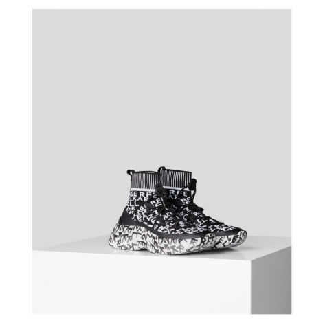 Členková Obuv Karl Lagerfeld Skyline Graffiti Pull On Boot