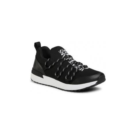 Versace Jeans Couture Sneakersy E0YZASG4 Čierna