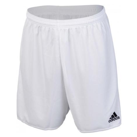 adidas PARMA 16 SHORT biela - Futbalové trenky