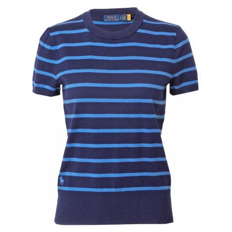 POLO RALPH LAUREN Tričko  modrá / svetlomodrá