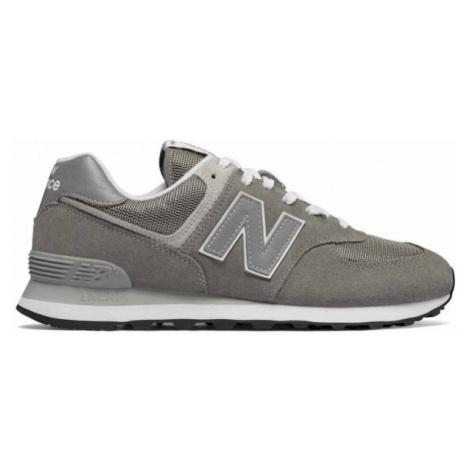 New Balance ML574EGG šedá - Pánska obuv