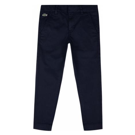 Bavlnené nohavice Lacoste