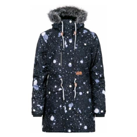 Horsefeathers LUANN JACKET tmavo modrá - Dámska zimná bunda