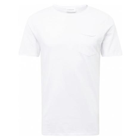 Lindbergh Tričko  biela