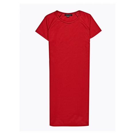 GATE Tričkové šaty s bočným zipsom
