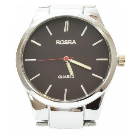 Strieborné náramkové hodinky John-C