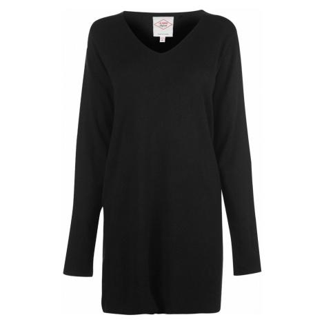 Women's sweater Lee Cooper Long V Neck Knit