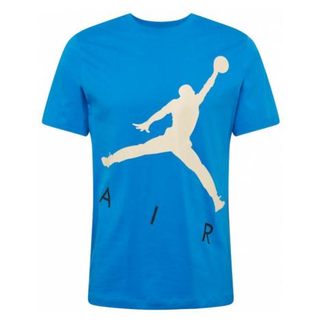 Jordan Tričko 'Jumpman'  kráľovská modrá / biela / čierna