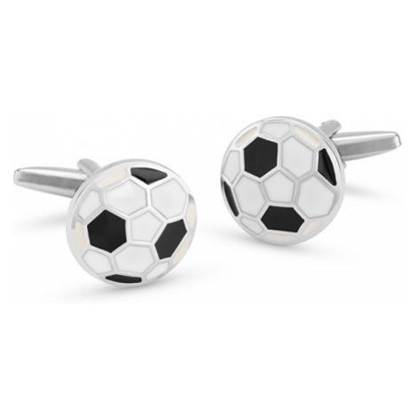 Troli Módne manžetové gombíky futbalová lopta KS-186