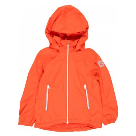 Reima Prechodná bunda 'Cipher'  oranžová / čadičová