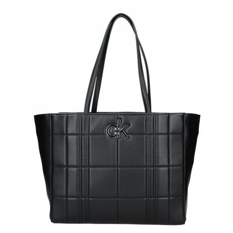 Dámska kabelka Calvin Klein Tynus - čierna