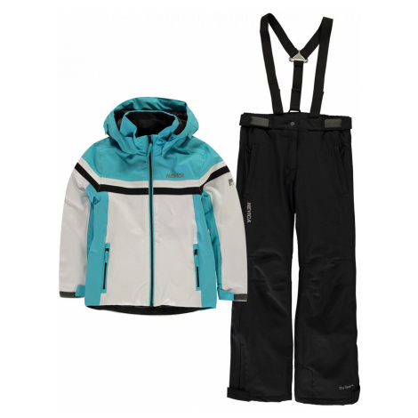 Nevica Nancy Skiing Suit Set Blue/Black
