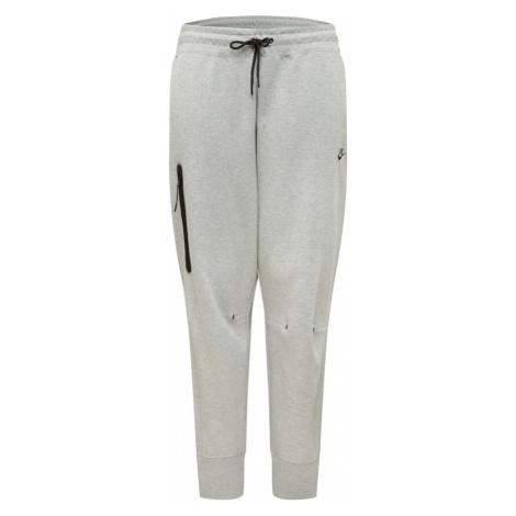 Nike Sportswear Nohavice  sivá