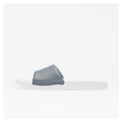 Jordan Break Slide Cool Grey/ White