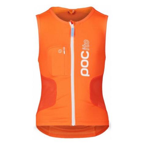 POC POCITO VPD AIR VEST oranžová - Detský chránič chrbtice
