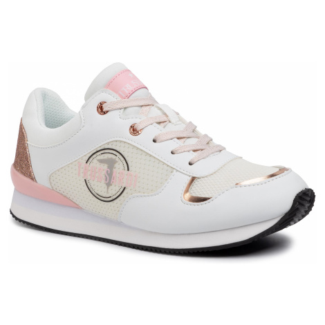 Sneakersy TRUSSARDI JEANS - 79A00496 P100