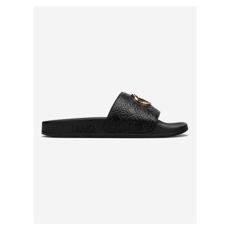 Pantofle Liu Jo Čierna