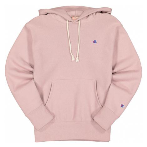 Champion Hooded Sweatshirt-L ružové 113350_F20_PS007-L