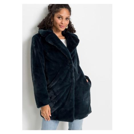 Mäkká dlhá bunda, umelá kožušinka bonprix