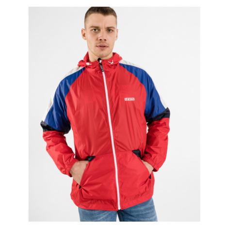 Levi's® Colourblock Windrunner Bunda Červená Levi´s