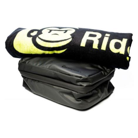 RIDGEMONKEY LX BATH TOWEL AND WEATHERPROOF SHOWER CADDY - Kozmetická taška s uterákom