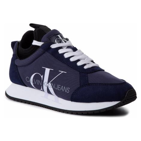 Sneakersy CALVIN KLEIN JEANS - Josslyn B4R0825 Medieval Blue