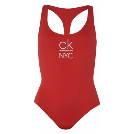 Dámske plavky Calvin Klein NYC