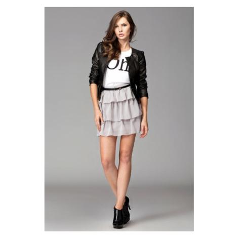 Dámska sukňa M093 grey Figl