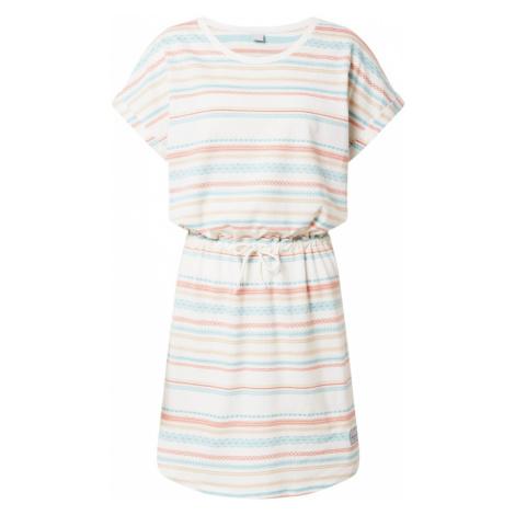 Iriedaily Letné šaty 'Caipini'  biela / zmiešané farby