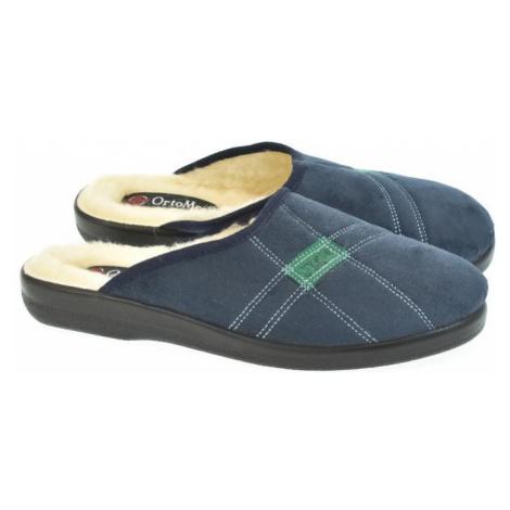 Pánske modré papuče MJRATAN SERGEJ Mjartan