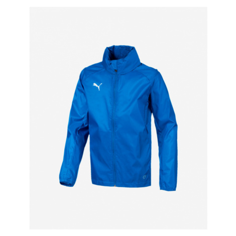 Puma Liga Training Rain Core Bunda detská Modrá