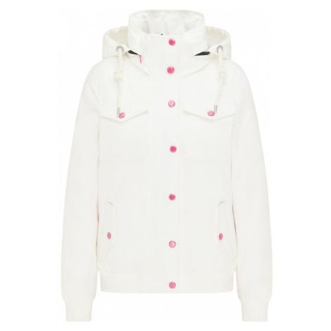 MYMO Zimná bunda  biela