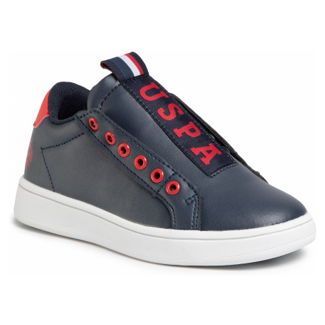 Sneakersy U.S. POLO ASSN. - Asher Club ECROK4060S0/Y1 Dkbl