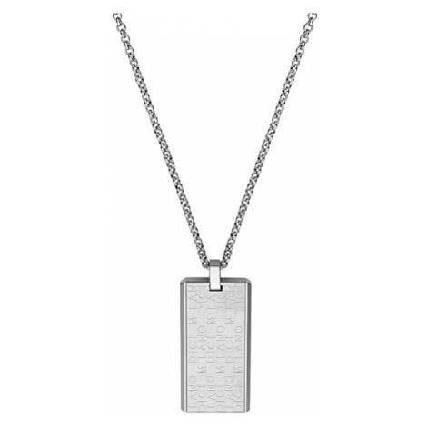 Dici Milano Oceľový náhrdelník pre mužov DCNL50160100