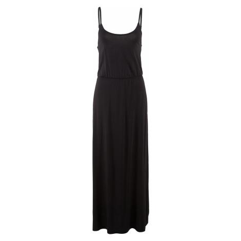 Maxi šaty z padavej viskózy bonprix