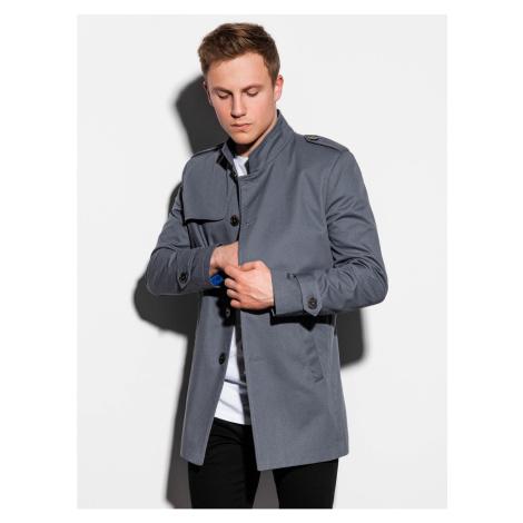 Pánsky kabát Ombre C269