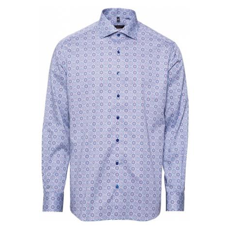 ETERNA Košeľa  ružová / modrá