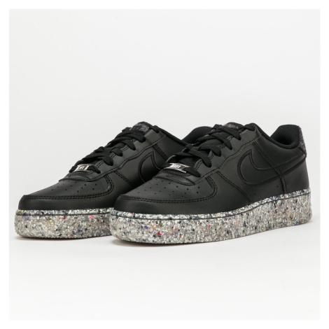 Nike Air Force 1 KSA (GS) black / black - metallic silver