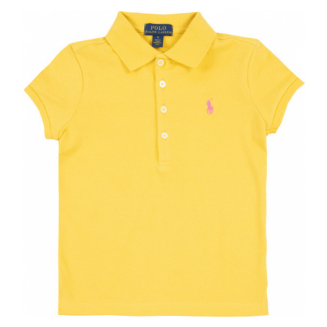 Polo Ralph Lauren Polokošeľa Spring I 312698589 Žltá Regular Fit